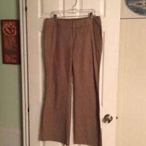 Tan Gap Pants Size 10